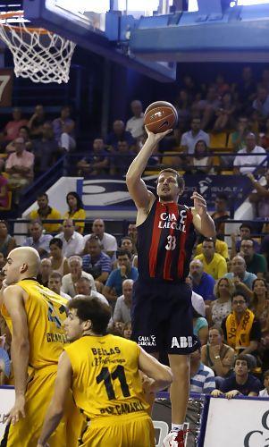 Liga ACB (Jornada 2º) GRAN CANARIA 2014 - BASKONIA 35461_10