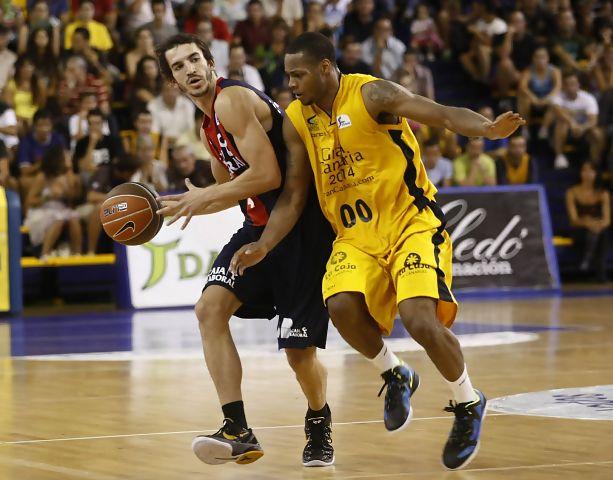 Liga ACB (Jornada 2º) GRAN CANARIA 2014 - BASKONIA 35463_11