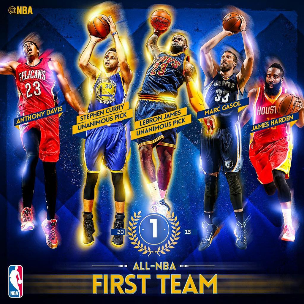 Marc Gasol, En El Primer Equipo De La NBA. Pau Gasol Se