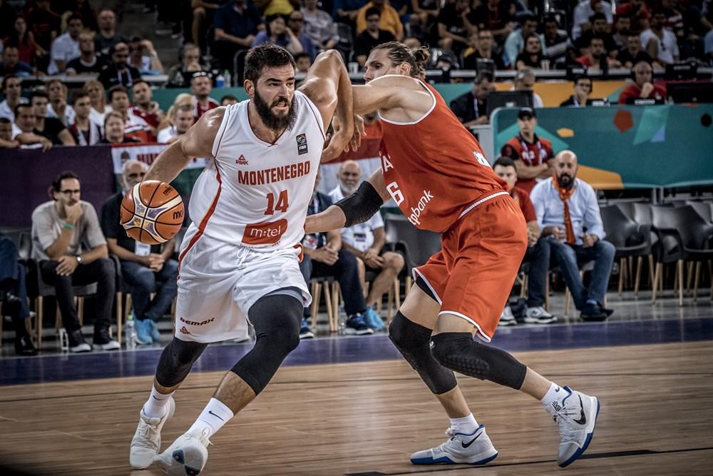 #Eurobasket2017 Grupo C (J2): Montenegro resucita y Bogdanovic sigue en racha