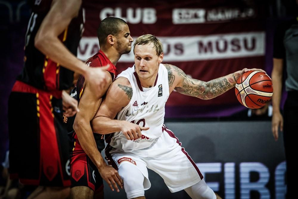 #Eurobasket2017 Grupo D (J2): Timma y Porzingis brillan; Shved lidera a Rusia