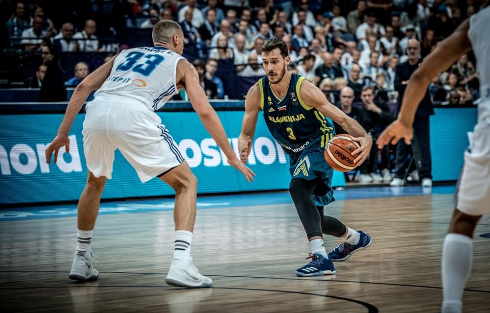 #Eurobasket2017 Grupo A (J2): Dragic, en modo MVP; Francia doblega a Grecia