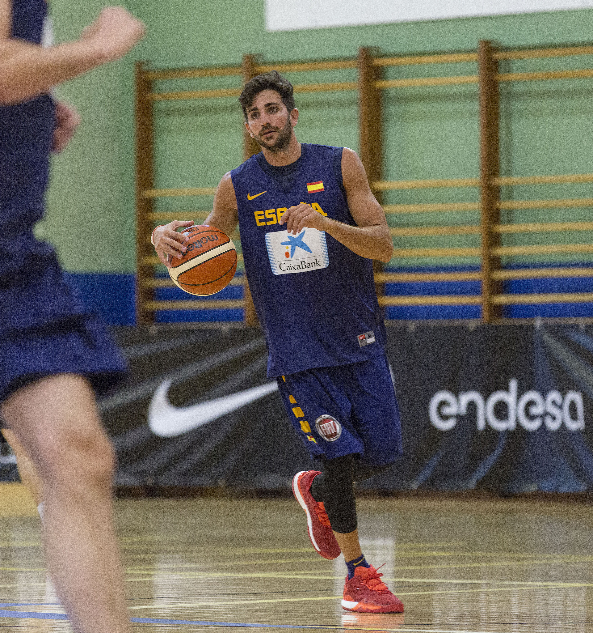Ricky Rubio armado con las CrazyLight Boost Low 2016