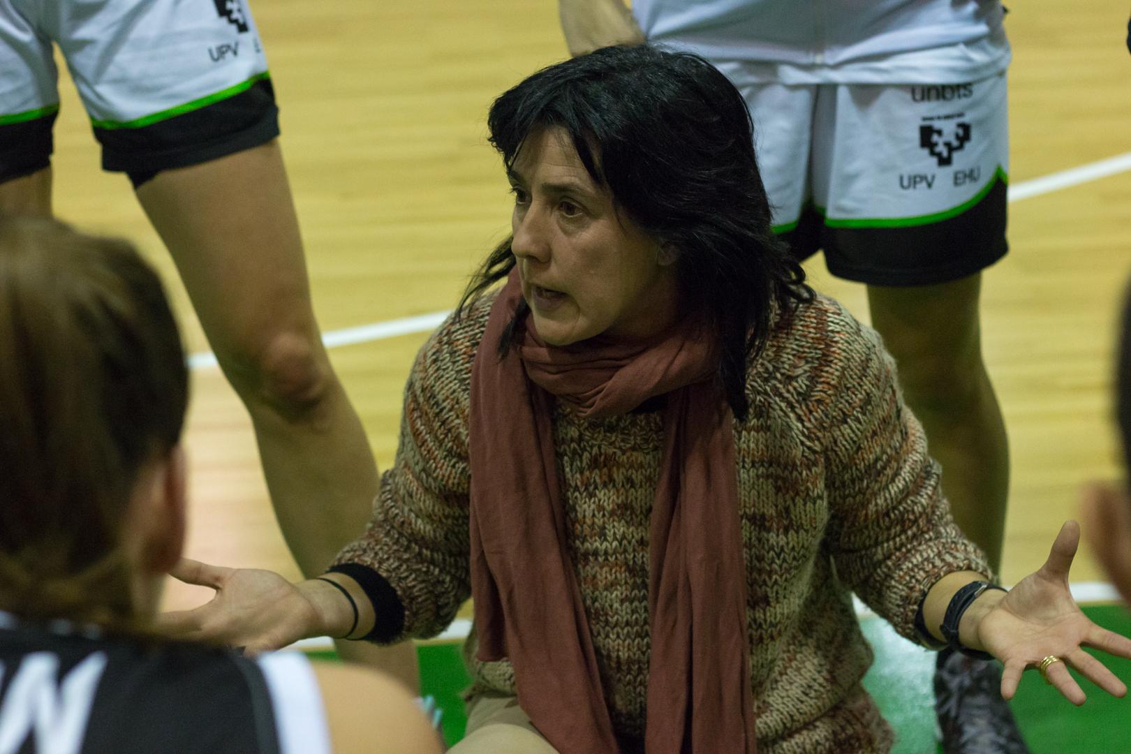 Aranzazu Muguruza (Foto: Daniel Marzo)