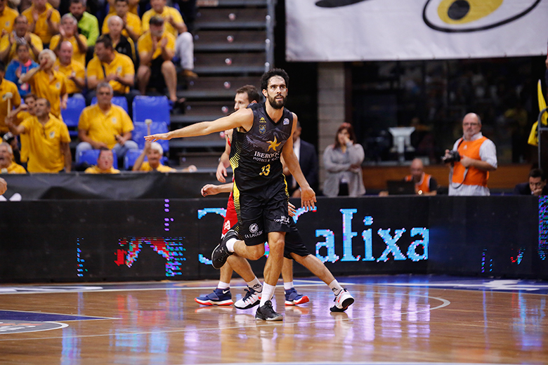Javier Beirán (Foto: Carlos González)