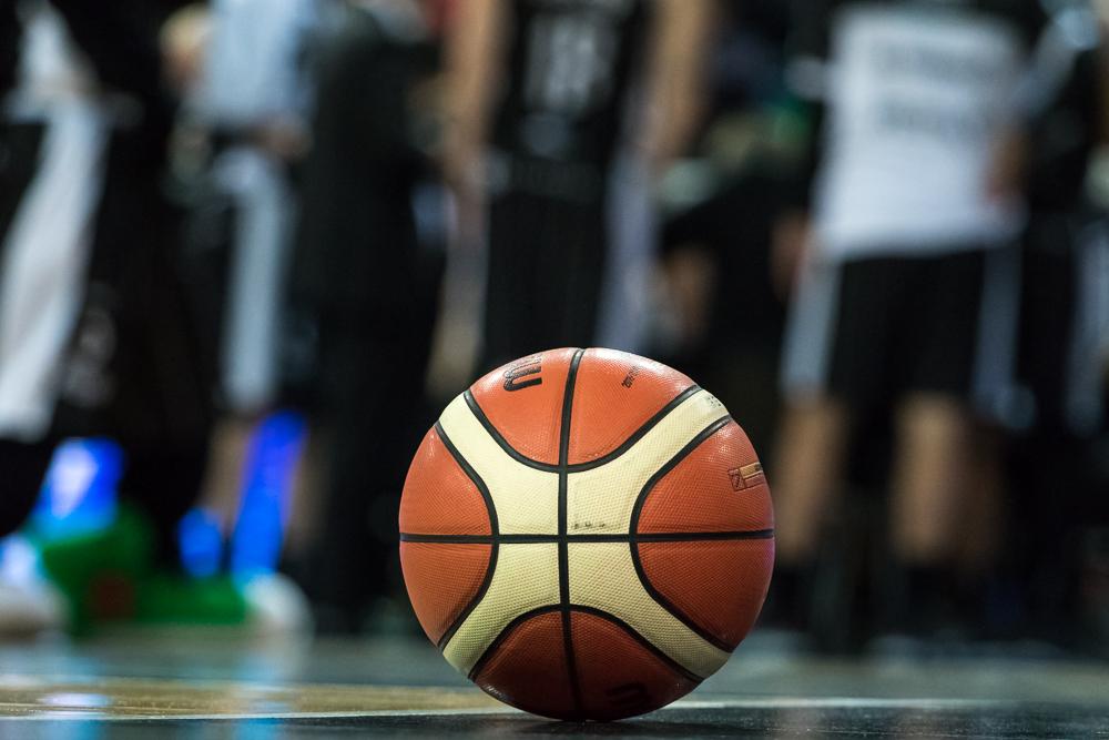 Tiempo muerto del Bilbao Basket (Foto: Luis Fernando Boo).