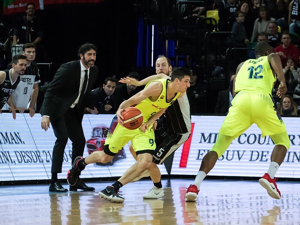 Bolmaro supera a Schreiner (Foto: Luis Fernando Boo).