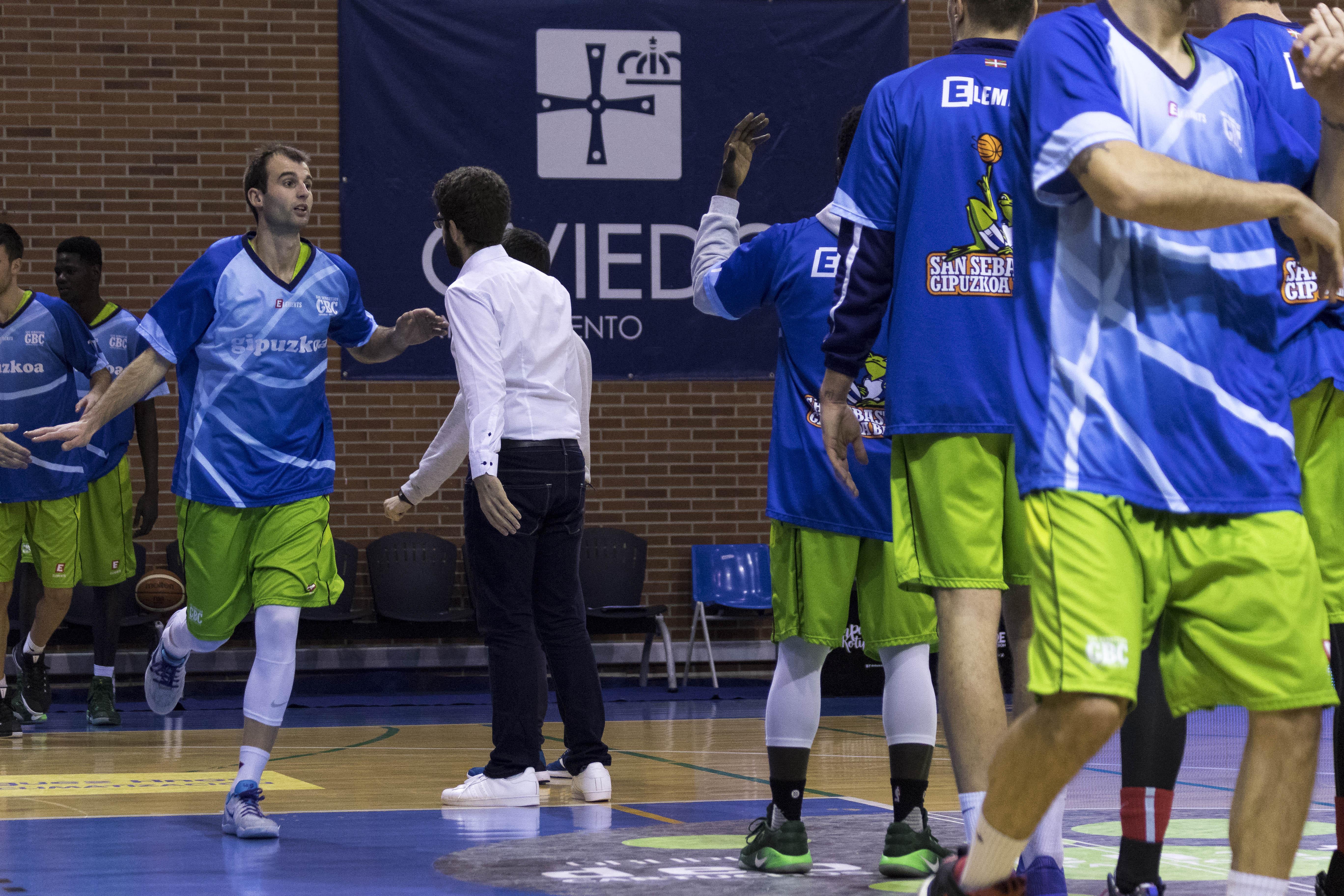 Presentación Gipuzkoa Basket (Foto: Christian García)