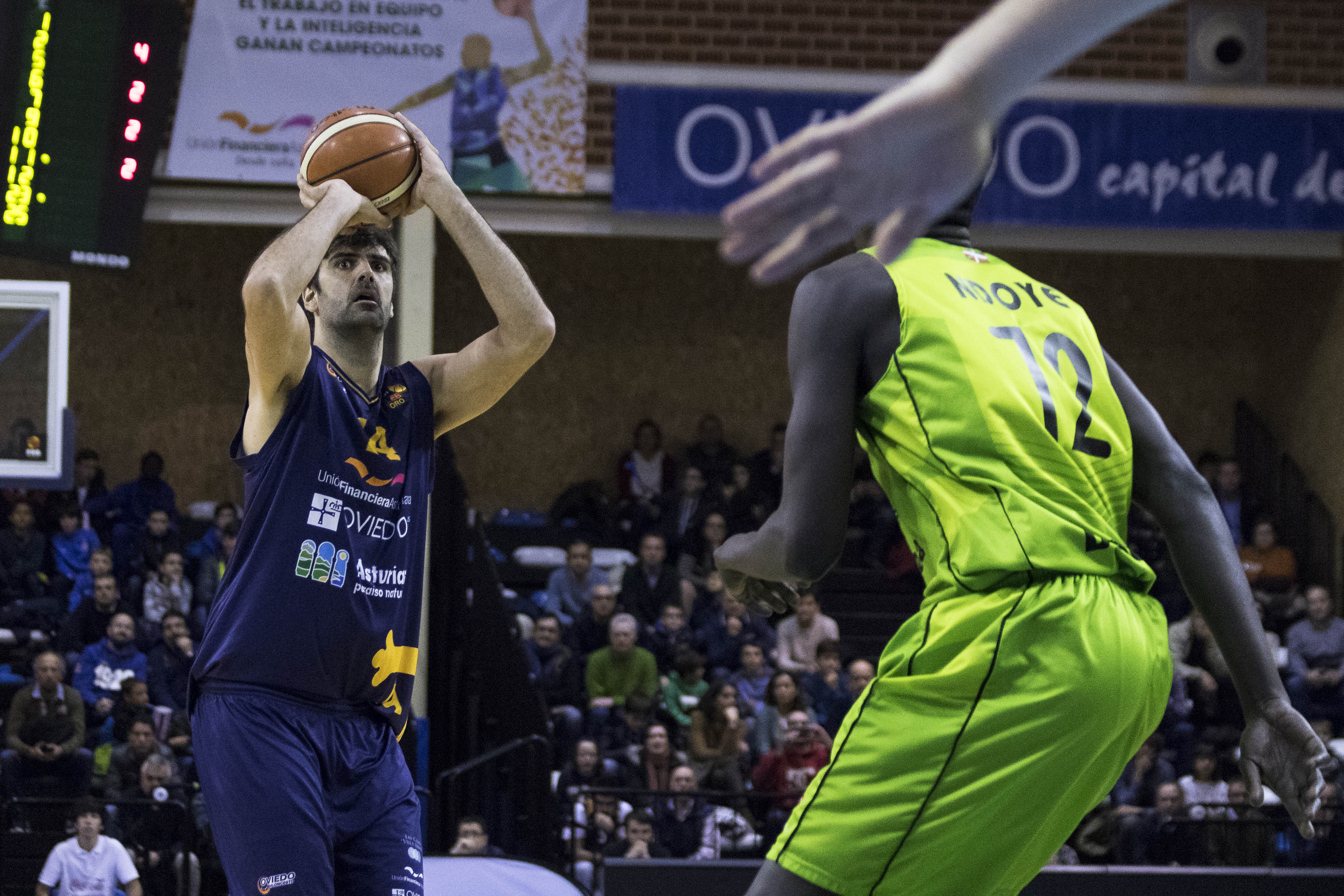 Eduardo Sonseca desde media distancia (Foto: Christian García)