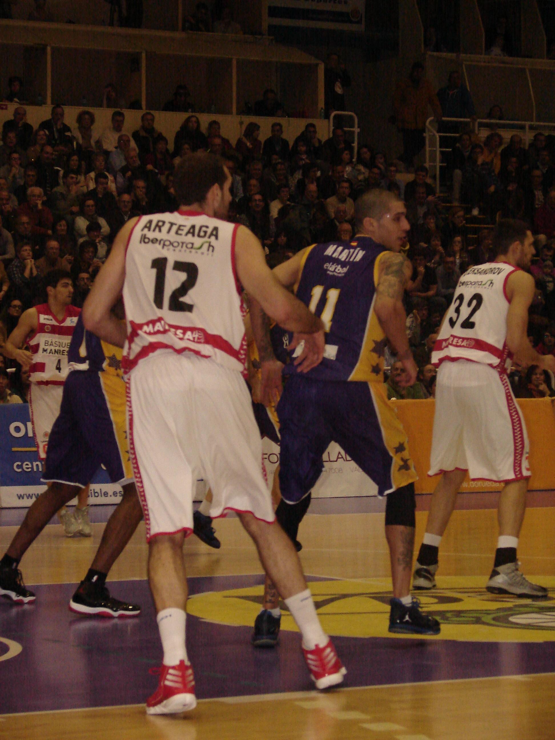 Arteaga y Nacho Martín (Foto: Jose Navas)