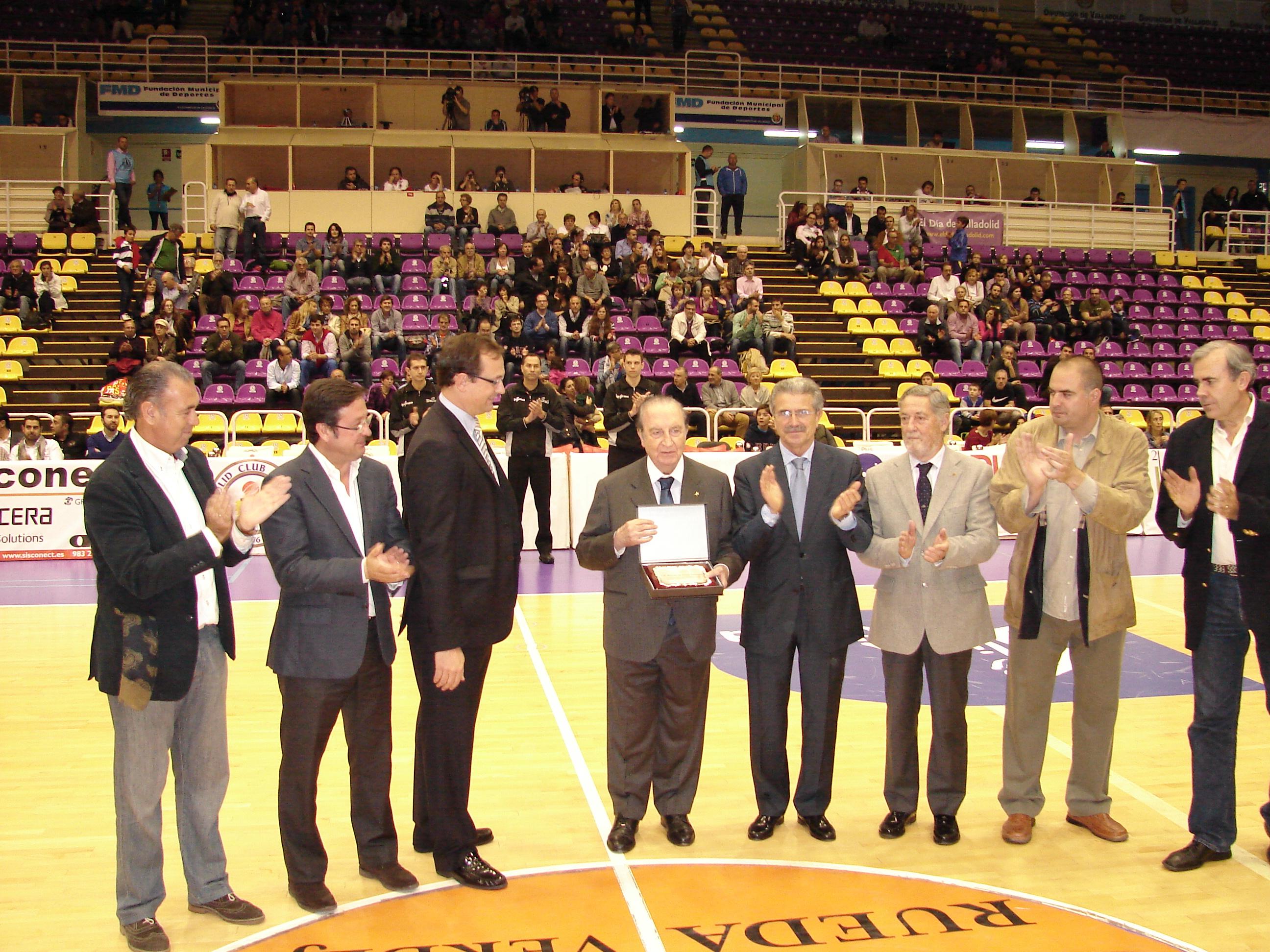 CB Valladolid celebra sus 1000 partidos en ACB (Foto: Jose Navas)