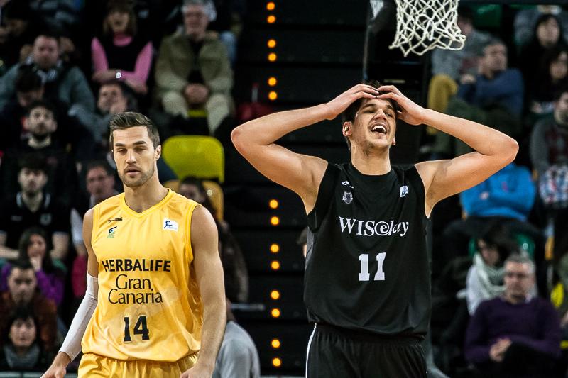 Marko Todorovic se lamenta (Foto: Luis Fernando Boo).