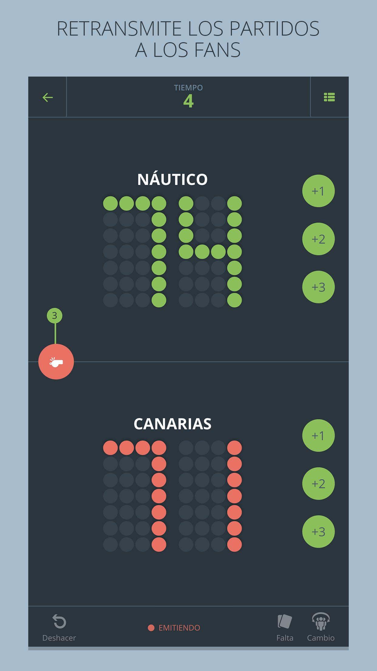 Tanteo: intuitivo y sencillo.