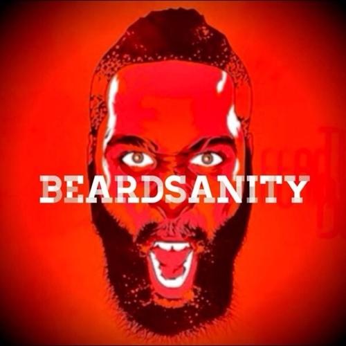 James harden fear the beard logo - photo#27