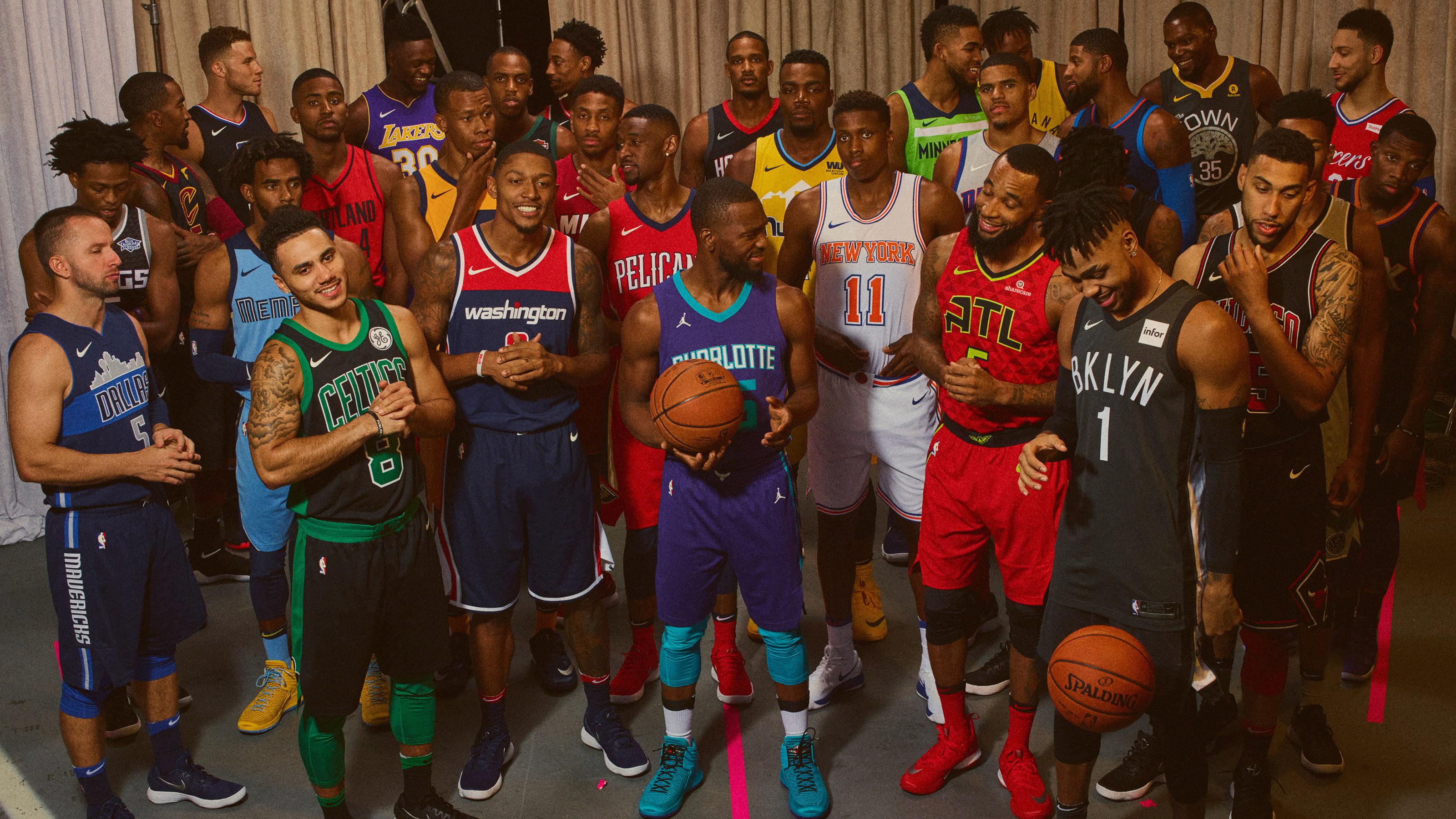 Apto por ejemplo Del Sur  4 innovaciones de Nike como proveedor oficial de la NBA