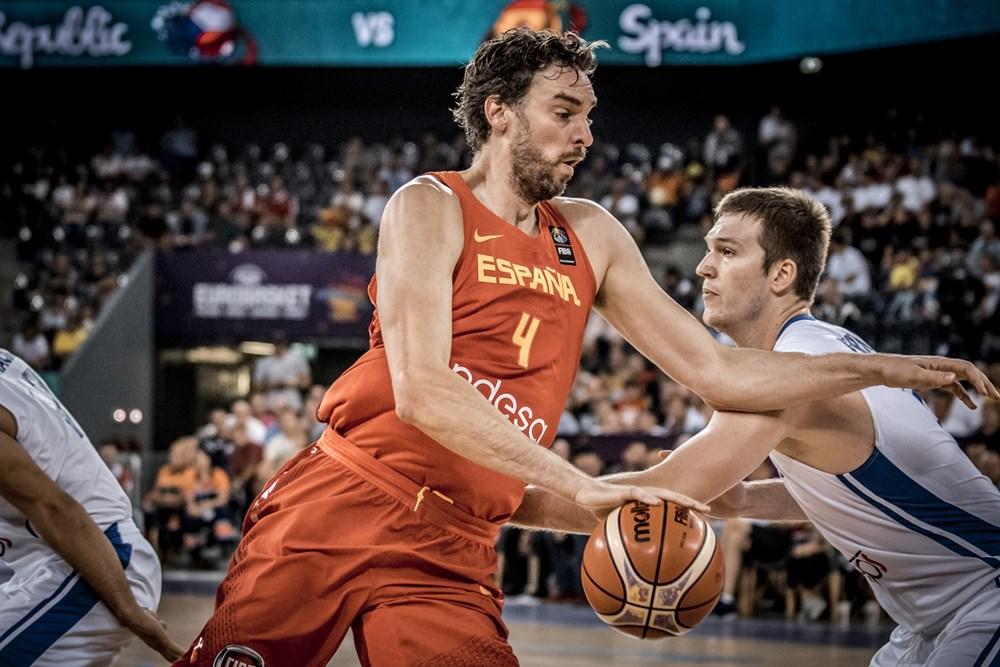 #Eurobasket2017: Ricky dinamita y Pau lidera el segundo festín español (56-93)