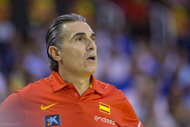 Scariolo, Ribas y Díaz hablan sobre la concentración de la Selección