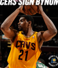 Andrew Bynum (Foto: Indiana Pacers/facebook).