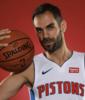 Calderón presentado con los Pistons