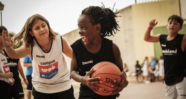 9.000 participantes y 18 estrellas de la NBA han pasado ya por el campus Wob