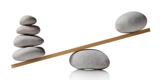 El equilibrio en nuestros músculos del core es vital