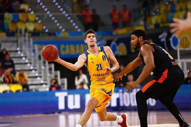 Resultado de imagen de El baloncesto canario tiene representación doble en la mejor liga de Europa