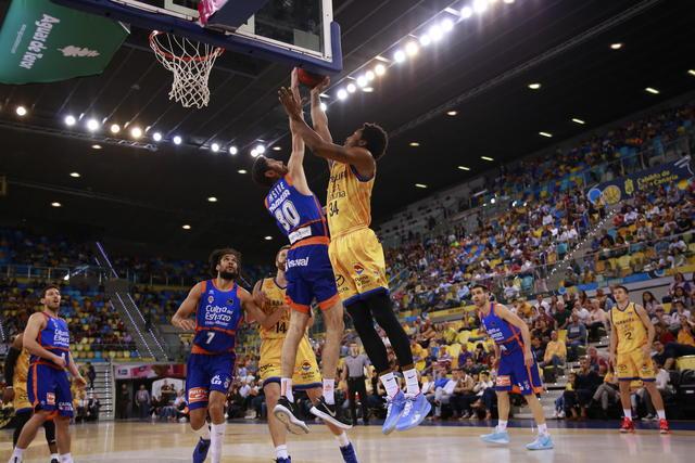 Harper. ACB Photo. M. Henríquez