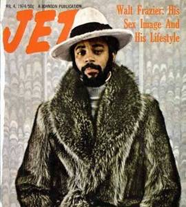 Frazier, con su peculiar estilo, portada de las revistas.