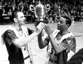 Campeones de la NIT (The Shouthern File Photo).