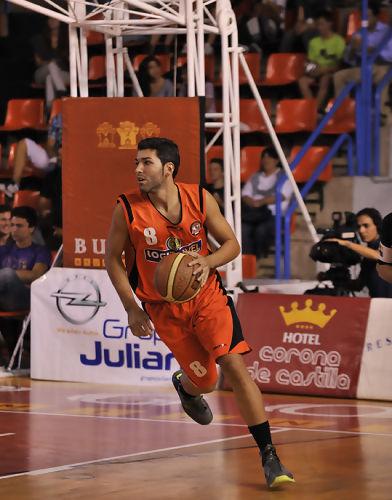 Carles Bivià, base titular de Mallorca (Foto: CB Atapuerca)