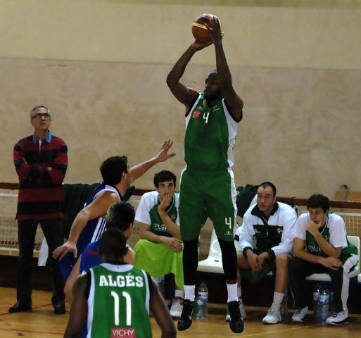 DeSean White, la gran estrella de la temporada en ProLiga (Foto: Claudio Gomes)