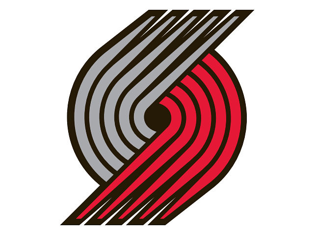 Logo Portland Trail Blazers (Foto: NBA MEDIA).
