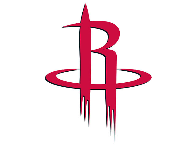 Logo Houston Rockets (Foto: NBA MEDIA).