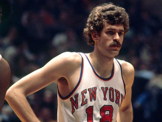 Phil Jackson, campeón con los Knicks