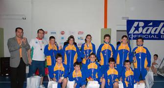 El Salvador fue el campeón de la primera edición