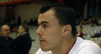 Jorge Coelho no pudo jugar por lesión (Foto: Chema González)