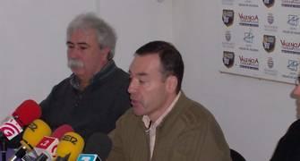 Pepe Rodríguez en rueda de prensa