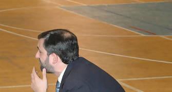 Juan Pablo Márquez atento a su CBT