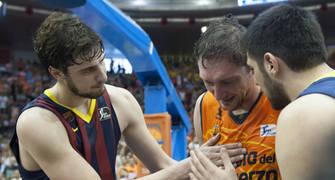 Lishchuk, llorando tras la derrota
