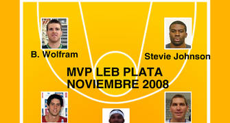 MVP Plata Noviembre