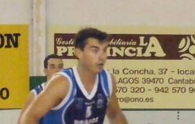 Edu Ruiz podría reforzar el equipo