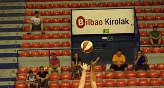 Catalunya-Galicia. Fornas MVP para conseguir tercer puesto (foto Federación vasca de Baloncesto)