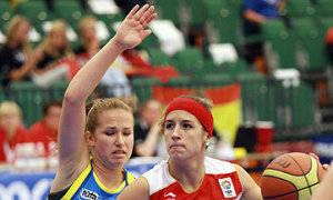 Queralt Casas. La selección Sub-18 jugará la final del Eurobasket de Suecia (foto: fibaeurope.com)