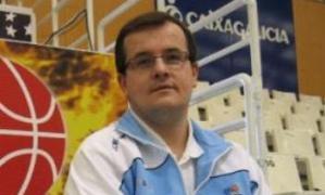 Rubén Domínguez dirigirá al Breogán (foto web Breogán)