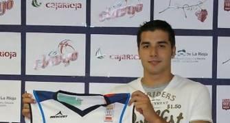 Roberto Molina será el segundo joven del nuevo proyecto de Jesús Sala (foto CB Clavijo)