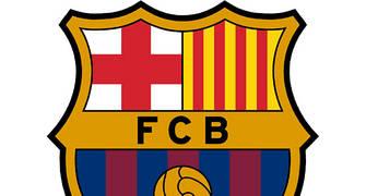 Escudo Winterthur FC Barcelona  2005-2006