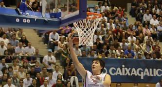 Djedovic, el mejor de los locales (Fot: ACB Photo)