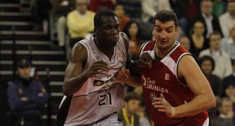 Jesús Fernández llega a los 100 partidos ACB (Foto: ACB PHOTO/Pepe Marín)