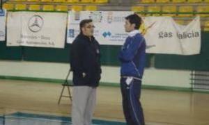 Paco García le gano la partida a Borja Comenge (Foto: CBSJ Girona)