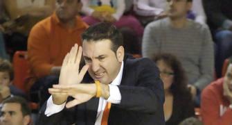 Luis Guil, enfadado (foto: FM)